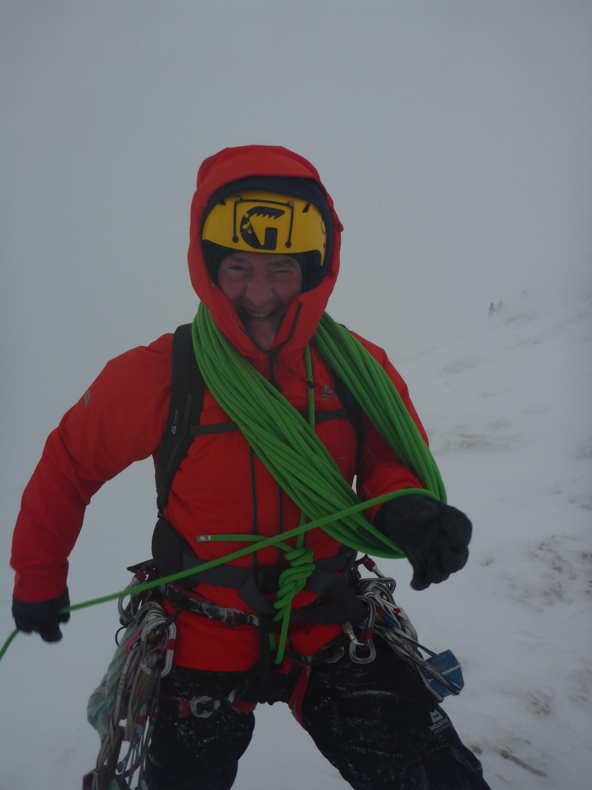 Patrick Hickie - Winter Mountaineering and Climbing Instructor (WMCI) & International Mountain Leader (IML)
