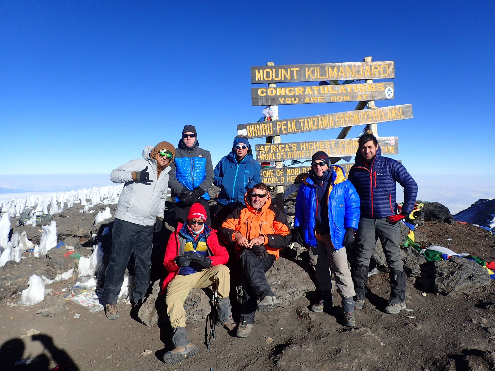 mountaineering path